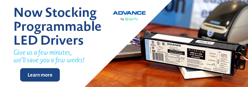 Signify Advance Programmable Drivers